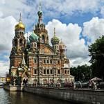 Храм Спаса-на-Крови в Петербурге