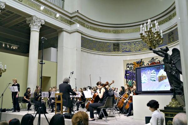 В Музее имени Пушкина открылся детский фестиваль искусств