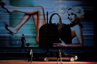 Под занавес прошлого сезона Мариинка представила на зрительский суд новую версию оперы Сергея Прокофьева «Война и мир»