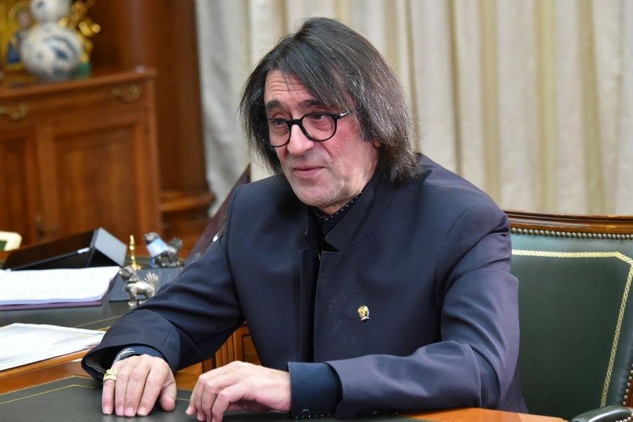 Юрий Башмет. Фото: Андрей Жабин