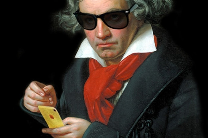 beethoven iphone - Хорошо ли вы знаете классическую музыку?