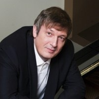 Борис Березовский. Фортепианный вечер в Санкт-Петербургской филармонии
