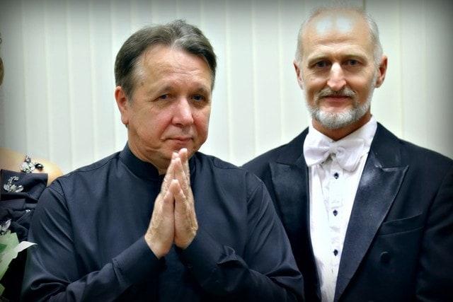 Михаил Плетнев и Алексей Бруни