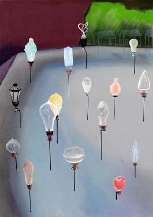 «Французская песенка» в интерпретации Полины де Мони выглядит сюрреалистично