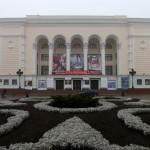 Здание Донецкого национального академического театра оперы и балета имени А. Б. Соловьяненко. Фото - Валерий Шарифулин/ТАСС