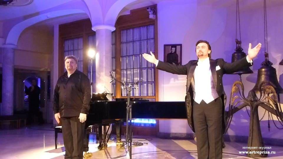 Дмитрий Сибирцев, Игорь Головатенко. Фото - Марина Айриянц