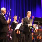 Марк Гужон выступил в Саратовской филармонии