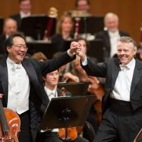 Йо-Йо Ма в резиденции симфонического оркестра Баварского радио