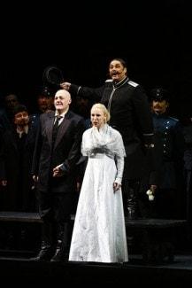Катерина Измайлова. Фото - Дамир Юсупов/Большой театр