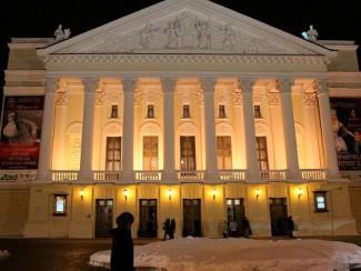 Татарский академический театр оперы и балета