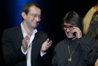 Константин Хабенский и Юрий Башмет. Фото: Михаил Метцель/ТАСС