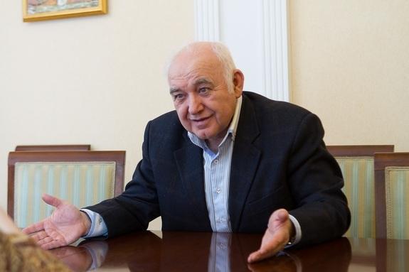 Александр Колотурский. Фото - Игорь Черепанов