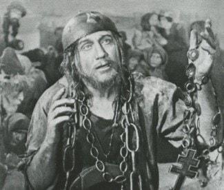 Иван Козловский в роли Юродивого