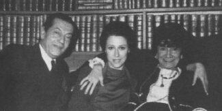 Серж Лифарь, Майя Плисецкая и Коко Шанель