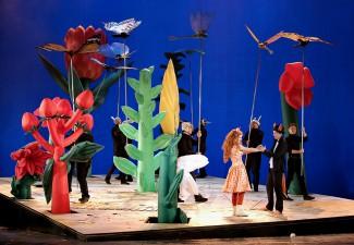"""Оперу """"Лисичка. Любовь"""" покажут в Театре им. Н. Сац в день Св.Валентина"""