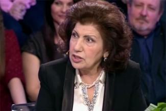 Мама Юсифа Эйвазова Шафига Маммадова. Фото: кадр передачи