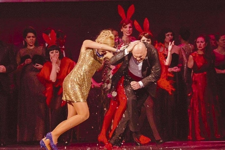 В репертуаре Театра Станиславского теперь две «Манон» – балет и опера/ Фото - Михаил Логвинов