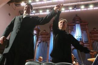 Денис Мацуев и Михаил Плетнев