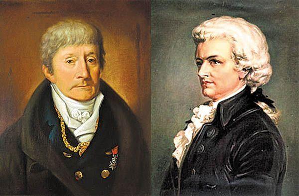 Моцарт и Сальери: снова вместе