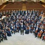 Начинаются юбилейные гастроли Новосибирского симфонического оркестра