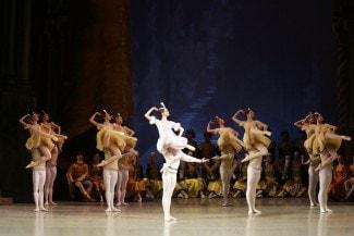 Балетная труппа и Симфонический оркестр Мариинки прибыли на гастроли в США
