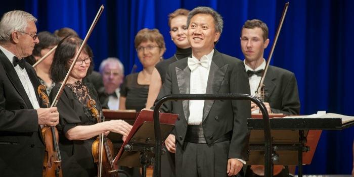 Маэстро Тао Линь снова даст концерт в Саратовской филармонии