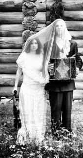 Патриция Копачинская и Теодор Курентзис. Фото - Sony Music Entertainment