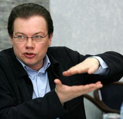 Александр Ведерников рассказал о проблемах Большого театра на миланских гастролях. Фото: Прасолов Олег