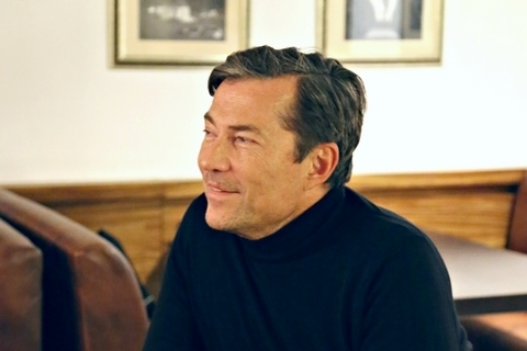 Андрейс Жагарс. Фото - Ирина Шымчак