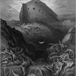 Ноев ковчег. Иллюстрация Гюстава Доре