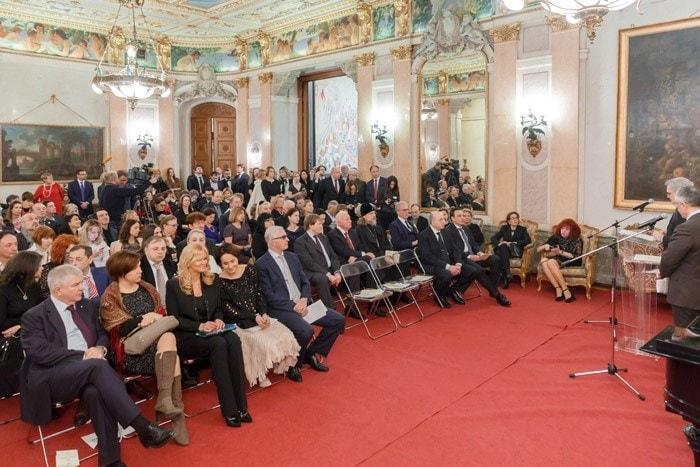 В Посольстве Италии в Москве состоялся оперный вечер