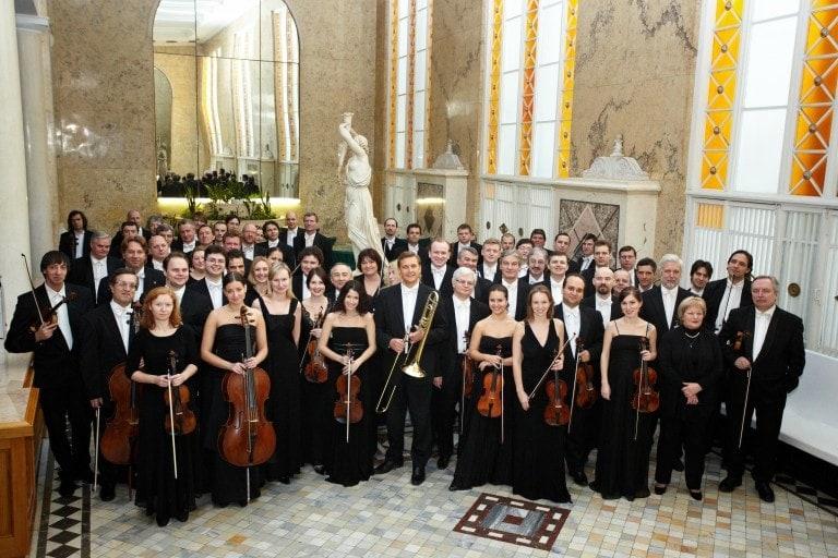 Серия новогодних концертов РНО
