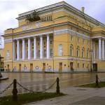 В Александринке состоялась премьера оперы Бизе