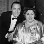 Ирина Архипова и Владислав Пьявко
