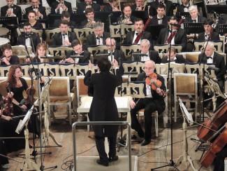 Азербайджанский симфонический оркестр п/у Фуада Ибрагимова