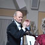 В Смоленске состоялся бенефис заслуженного артиста России Александра Баудера