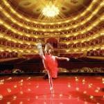 Сцена Большого театра. Фото - Владимир Вяткин