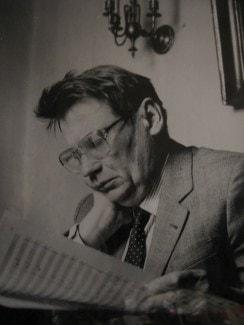 Борис Чайковский. Фото с сайта Фонда им. Б. А. Чайковского
