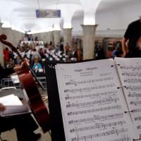 В Москве начался отбор музыкантов для выступлений в метро
