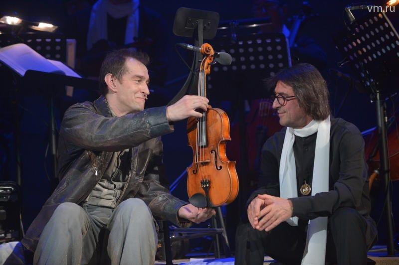 Константин Хабенский и Юрий Башмет. Фото: Александр Казаков