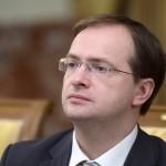 Владимир Мединский. Фото - Сергей Гунеев/РИА Новости