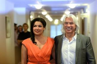 Анна Нетребко и Дмитрий Хворостовский