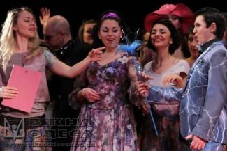 Одесская опера представила старую любовную историю на новый лад. Фото - Олег Владимирский