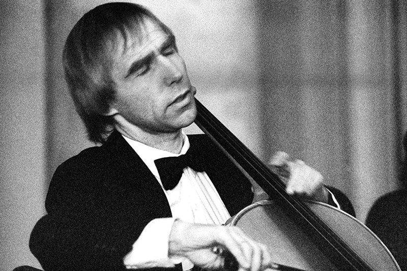 Сергей Ролдугин, 1991 год