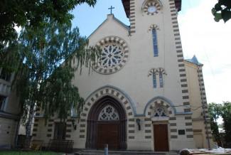 Собор Петра и Павла в Москве