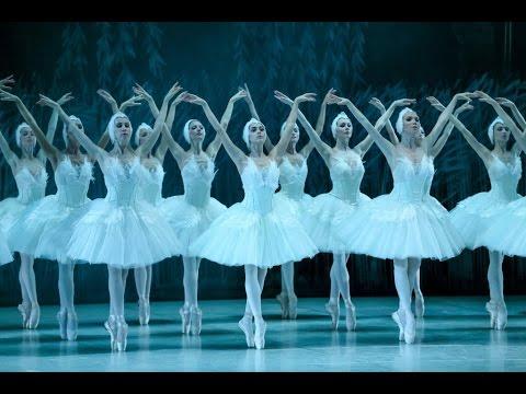 Какое количество балерин-