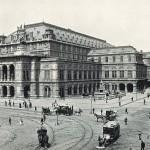 Венская государственная опера. 1898 год. Фото: Commons.wikimedia.org
