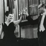 Галина Вишневская и Мстислав Ростропович. Фото из личного архива