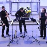 Nexus Reed Quintet. Фото - Peter Fischli / Swiss Chamber Music Circle