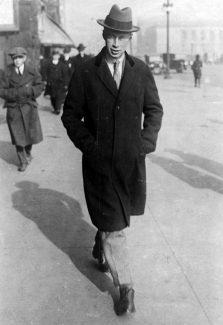 Сергей Прокофьев в Чикаго, 1921 год